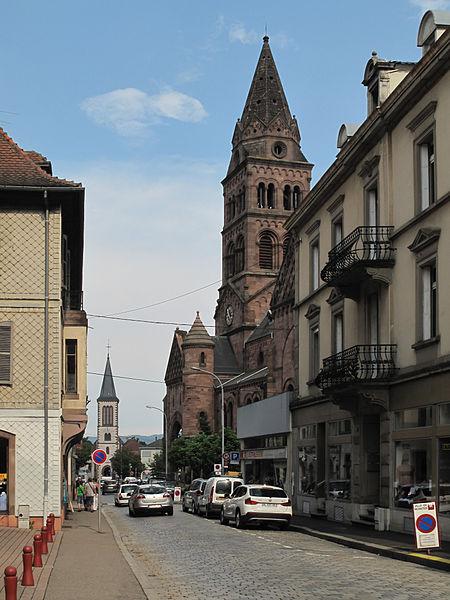 Munster Kirchen
