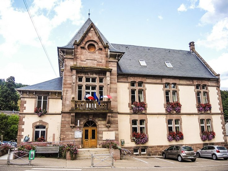 Orbey Rathaus