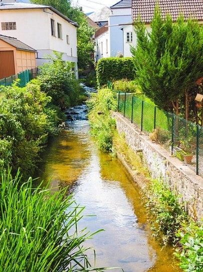 Orbey Ruisseau la Weiss