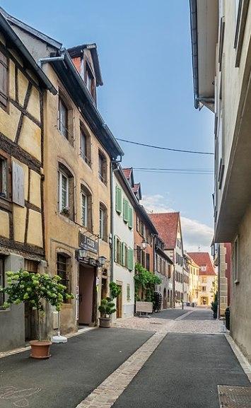 Rouffach Rue de la Poterne