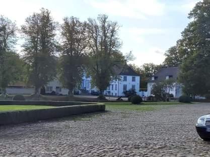 Wackerballig Schloss Gelting