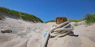 Amrum am Strand