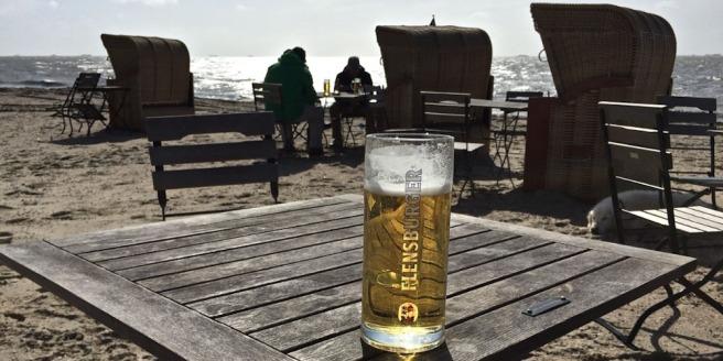 Föhr am Strand