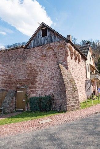 Freudenberg Stadtmauer