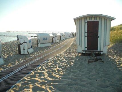 Graal-Müritz am Strand