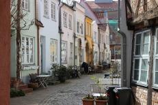 Lübeck in der Altstadt