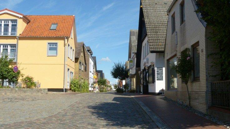 Maasholm Hauptstraße