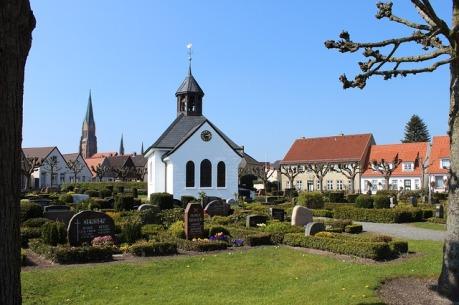 Schleswig Friedhof Holm