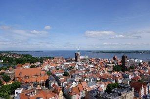 Stralsund Panorama