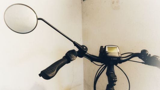 Krampe Fahrradspiegel
