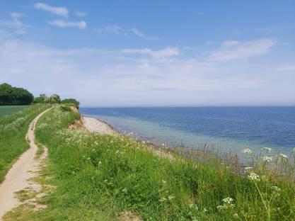 Waabs Steilküste