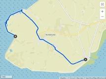 Fahrradtour nach Norderhafen