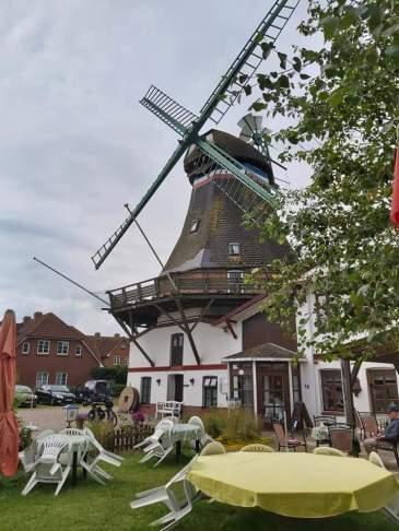 Süderhafen die Mühle