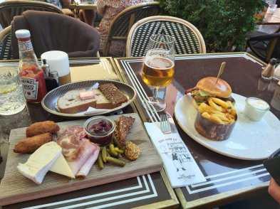Futter im Café Skt. Gertrud