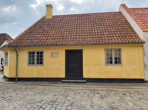 Geburtshaus von H C Andersen