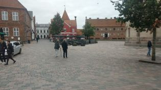 Kirchplatz Ribe 1