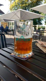 lecker Bier bei Odins