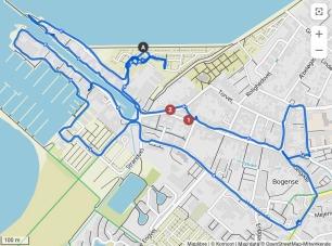 Radtour City Bogense