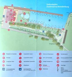 Plan Stadtmarina Brandenburg